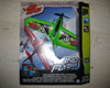 Air Hogs Wind Flyers NEUF Port Offert Vert avion